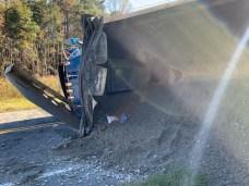 Accident - Gordon Road, 10-30-18-3JP