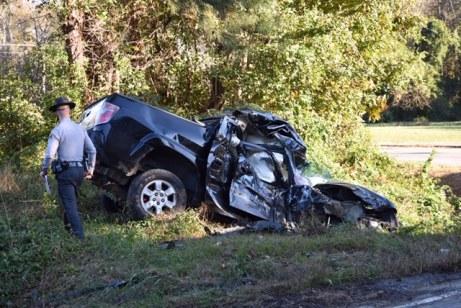 Accident - NC39, NC231 11-07-18-9JT