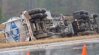 Accident - US70, Tanker 12-14-18-2JP