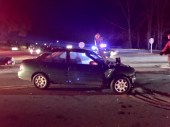 Accident - US701 South, Stewart Road, 12-11-18-5JT