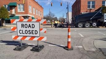 Main Street Clayton Repairs 12-18-18-3JP