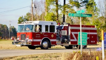 Accident - NC222, Antioch Church Road, 01-09-19-4JP
