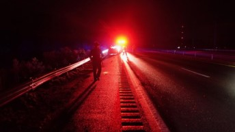 Accident - US70 Selma Flyover 01-07-19-4JP