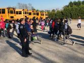 Clayton Police School Resource Officer Aurora Mayo