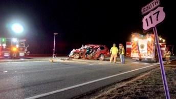Fatal - US117 Wayne County 01-13-19-3JP
