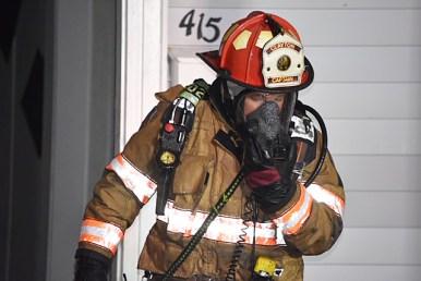 Fire - North Church Street, Clayton 01-23-19-10JT