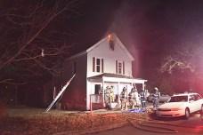 Fire - North Church Street, Clayton 01-23-19-6JT