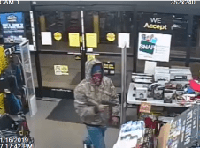 Dollar General armed robbery on Jan. 16th in Spring Lake