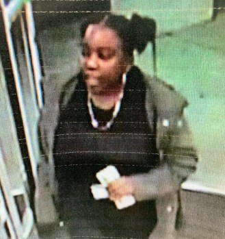 Smithfield PD Wanted - Counterfeit Suspect 01-07-19-2CP