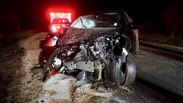 Accident - Byrd Road, 02-05-19-1JP