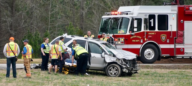 Accident - Buffalo Road, Lake Wendell Road, 03-12-19-1JP