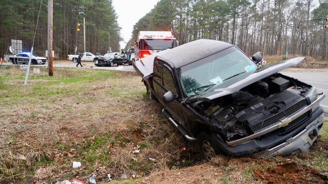 Accident - NC42, NC96 03-01-19-3JP