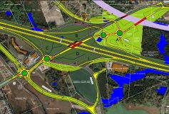 I95 US701 Interchange Map 02-12-19DOT