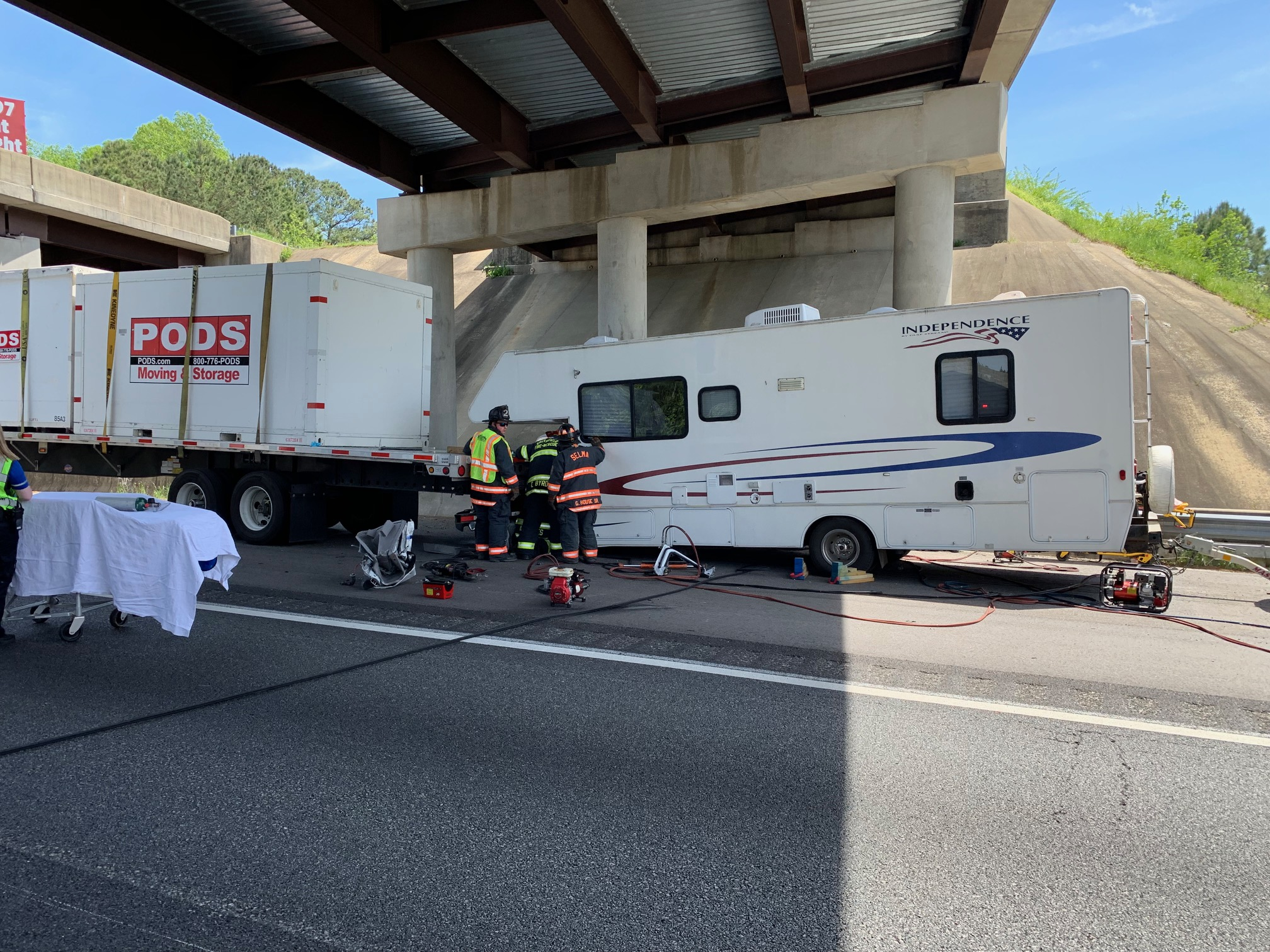 Serious Crash Closes Interstate 95 – JoCo Report