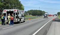 Accident - I95 Selma 04-17-19