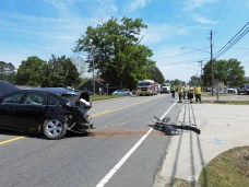 Accident - US301 South, 04-25-19-6ML