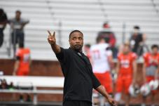 Campbell Football Spring Games 04-14-19-2CP