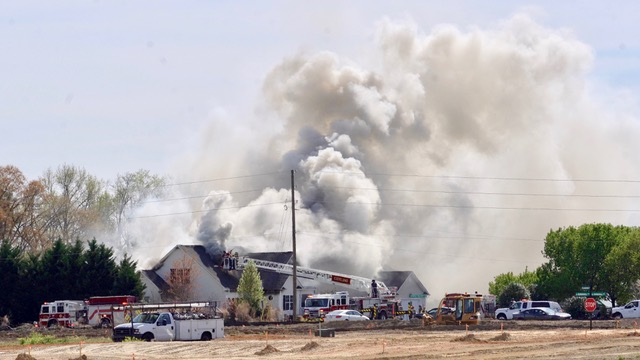 Fire - George Wilton Drive 04-02-19-1JP
