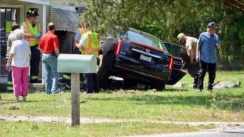 Accident - Brogden Road, 05-02-19-2JP