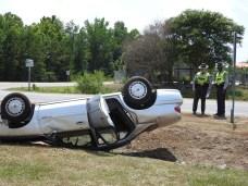 Accident - Bus US701, Stewart Road, 05-30-19-6ML