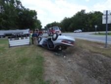 Accident - Bus US701, Stewart Road, 05-30-19-9ML