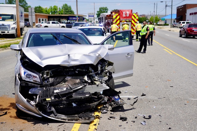 Accident - N Brightleaf Blvd 05-17-19-1JP