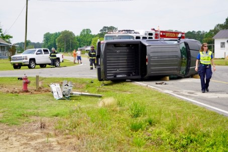 Accident - Woodard, Bakers Chapel Road, 05-17-19-1JP