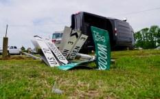 Accident - Woodard, Bakers Chapel Road, 05-17-19-2JP