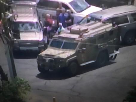 Suspect In Custody Following Standoff At Benson Motel – JoCo Report
