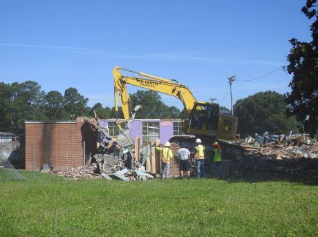 Demolition 06-27-19-3ML