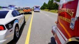 Accident - US70, Sadisco Road, 07-03-19-3JP