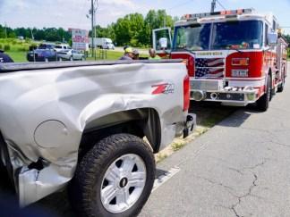 Accident - Wilsons Mills Fire Truck 07-01-19-2JP