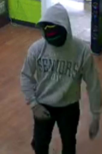 Smithfield PD Robbery Suspect 2, 07-24-19-2CP