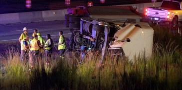 Accident - I-95, Pittman Road, 08-14-19-2JP