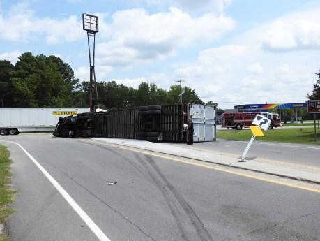 Accident - NC 96, US701 08-21-19-10ML