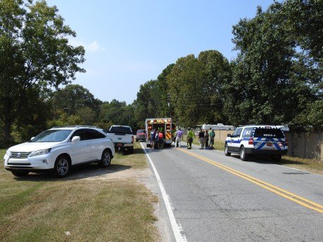 Accident - Thunder Road, 09-30-19-4ML