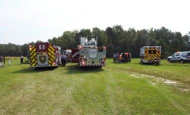 Fire - US701 South, 09-30-19-5ML