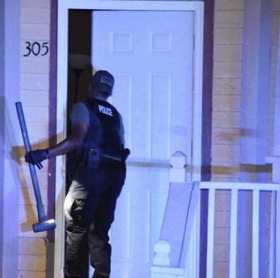 Four Oaks Police - Drug Search Warrant 09-26-19-9JT