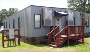 The Johnston County Area Transit System (JCATS) has outgrown a 2,000 square foot office modular unit. Officials have asks County Commissioners for funds to building a new and larger facility in 2020.