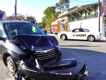 Accident - First Street, Princeton 11-20-19-4JP