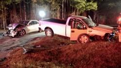 Accident - NC96 North, 11-15-19-1JP