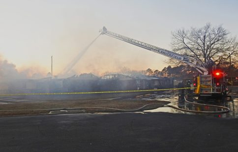 Fire - Kay Drive, 12-19-19-7ML