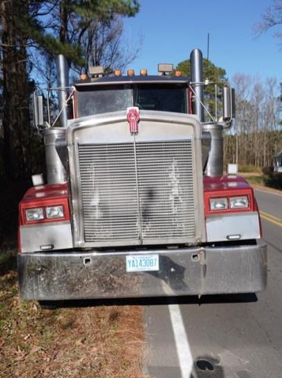 Accident - Old Cornwallis Road, 01-07-20-5JP