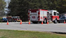 Accident - NC27, Red Hill Church Road 03-27-20-3TH