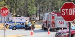 Accident - NC27, Red Hill Church Road 03-27-20-4TH