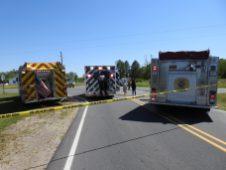 Accident - NC50, Eldridge Road 04-10-20-6ML