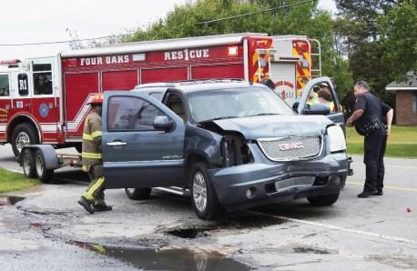 Accident - US 301, Four Oaks, 04-15-20-3ML