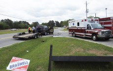 Accident - US 301, Four Oaks, 04-15-20-5ML
