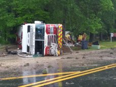Cleveland FD Accident 04-30-20-15ML