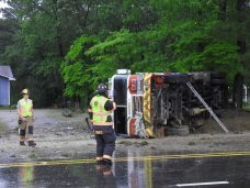 Cleveland FD Accident 04-30-20-5ML